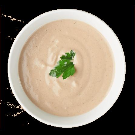 Грибний крем-суп