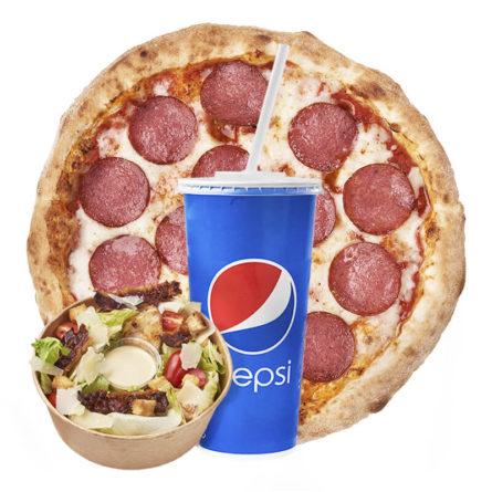 Комбо піца Маргарита